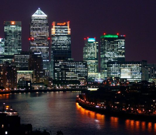 London commercial real estate
