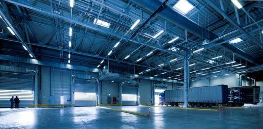 industrial properties in California