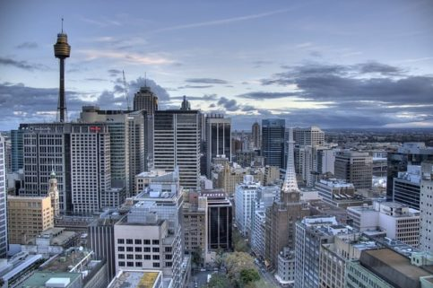 Australia commercial real estate