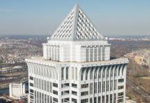 Class A office building in Philadelphia