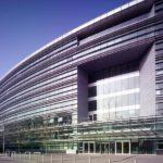 Paris office building