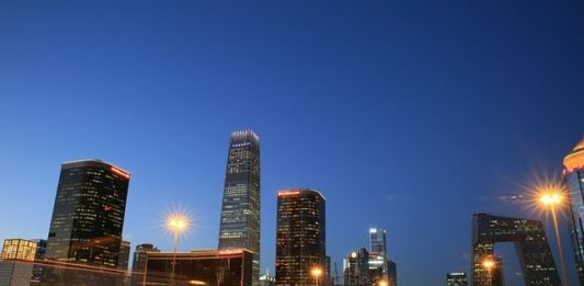 Beijing office market