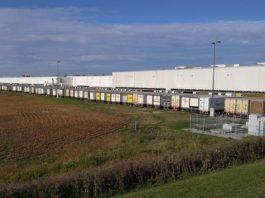 Global warehouse leasing market