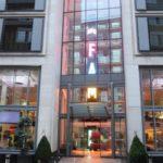 uk hotels industry