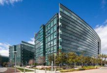 California office building