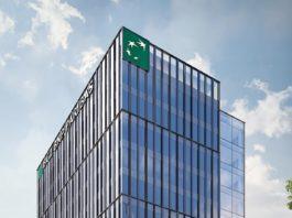 office buildings in Warsaw