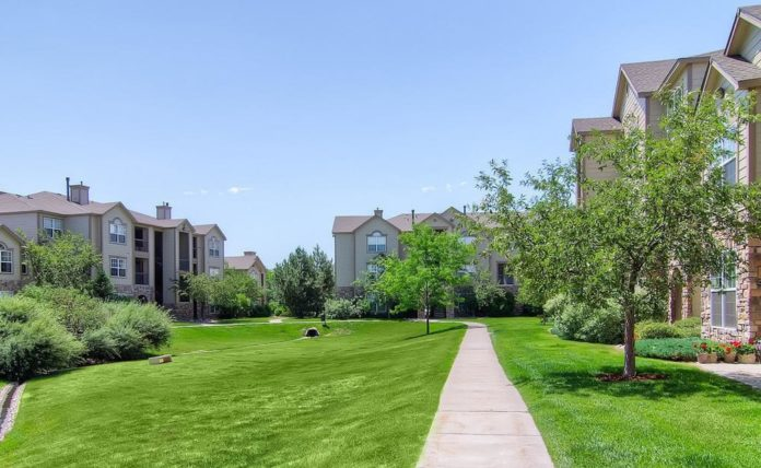 ultifamily apartment community in Colorado