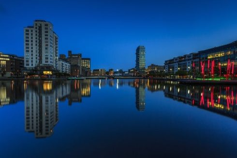 Dublin office property