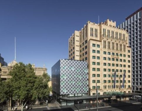 hotel industry in Australia