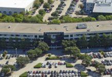 Class A office building in Dallas