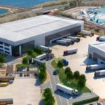 logistics portfolio in Poole, Dorset