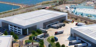 logistics portfolio in Poole, Dorset
