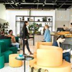 flexible office concept