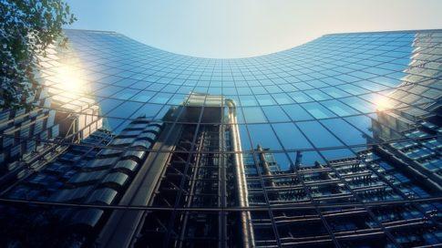 UK prime commercial property rental values