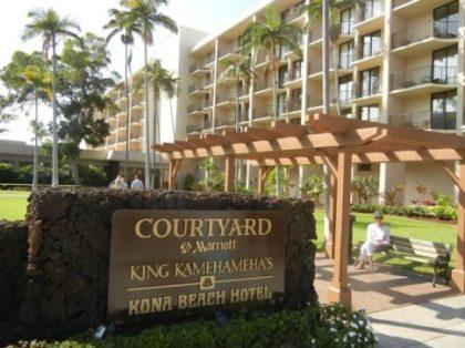 beachfront hotel in Kailua-Kona