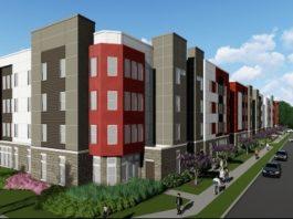 Florida student housing property