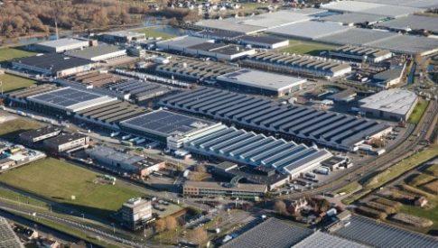 logistics property in Netherlands