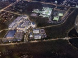 Hines,Columbia Development and USAA Real Estate to build mixed-use district in North Carolina