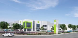 Japanese food company leases Goodman's Class A logistics facility in El Monte,California