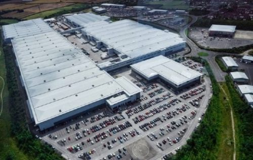 CBRE GI buys Sports Direct's warehouse and distribution centre in Derbyshire