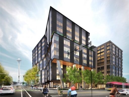 Apple signs lease for Kilroy Realty's 333 Dexter in Seattle