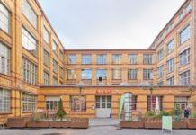 Cording acquires landmark office building in Berlin