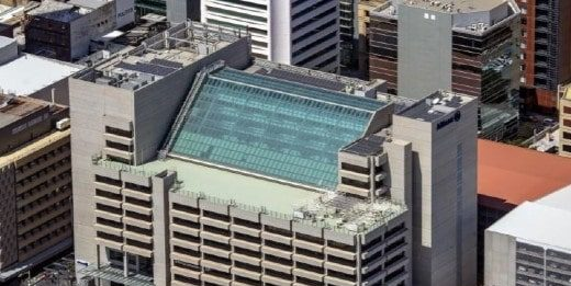 Suntec REIT buys 55 Currie Street, Grade A office building, in Adelaide