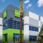 industrial real estate in California