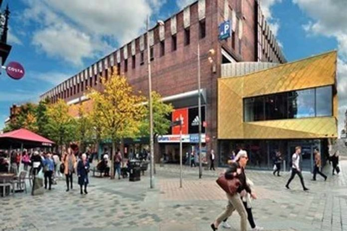 Saudi Arabia's Arbah Capital buys retail property in Glasgow for £60m
