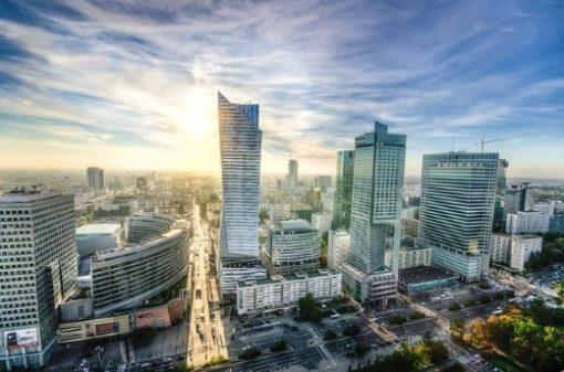 UK's Bension Elliot buys Warsaw office property