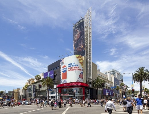 Gaw Capital and DJM acquire Hollywood & Highland