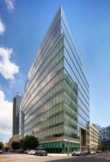 The New York Times signs lease at Court Square Place in LIC
