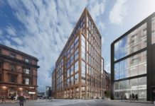 Osborne+Co secures planning approval for Glasgow Grade A office project