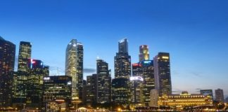 Singapore's office rental growth moderate in Q2 2019