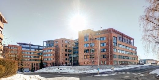 Oslo office property sold to CapMan Real Estate