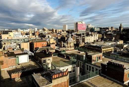 JPMorgan Chase to build new HQ in Glasgow