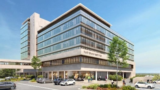 Dexus sells North Shore Health Hub