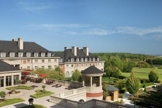 Hotels at Disneyland Paris sold for €240M