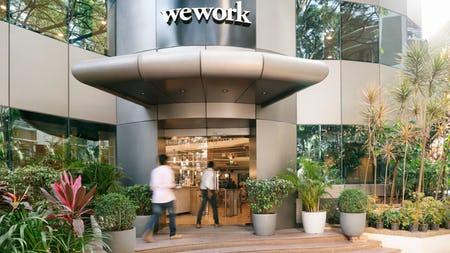 WeWork postpones IPO