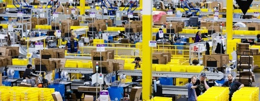 Amazon to open fulfillment centre in Perth, Australia