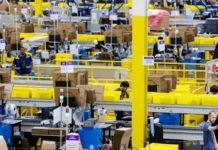 Amazon plans to open fulfillment center in Channahon, Illinois