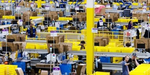 Amazon plans to open fulfillment center in Channahon, Illinois