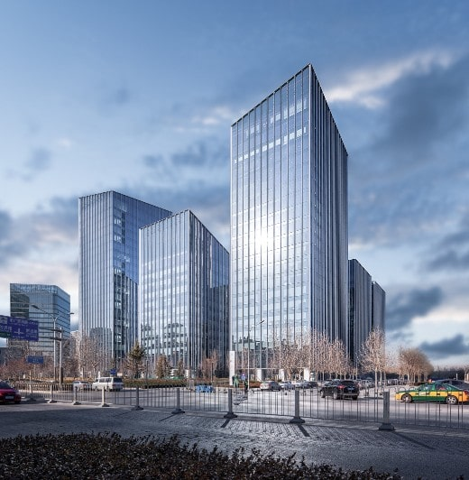Allianz to acquire interest in €1bn Beijing grade A office complex