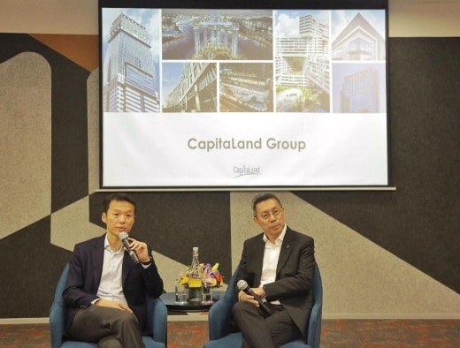 CapitaLand plans to grow its AUM in India to S$7bn by 2024