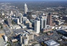 Commercial office property in Charlotte sold to Shorenstein