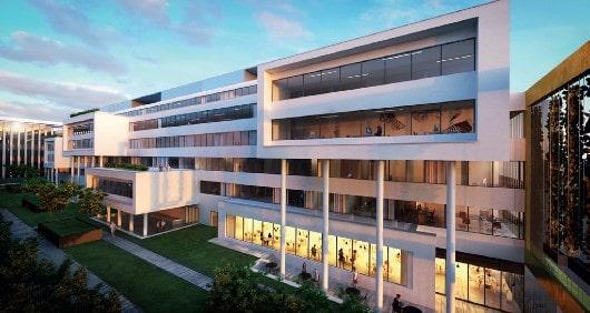 Class A office building in Vienna sold to BNP Paribas REIM