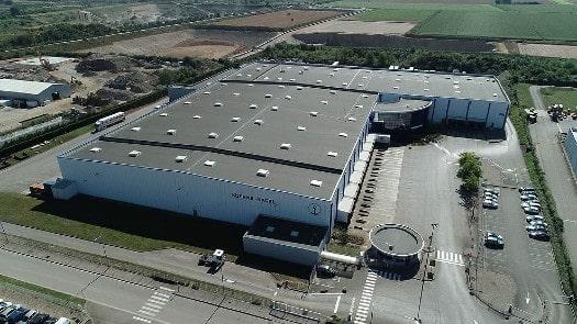 PATRIZIA sells French logistics assets to Blackstone for €260M