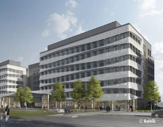 Warburg-HIH Invest buys new-build office scheme in Frankfurt
