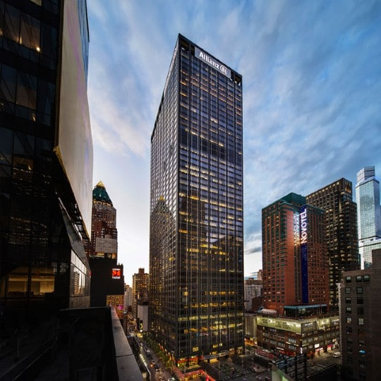 Paramount completes $1.25bn refinancing of 1633 Broadway in Manhattan
