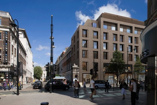 Hines secures pre-lease at its mixed-use Oxford scheme